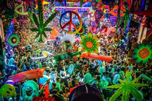 Elrow Streamed Show by Desperados