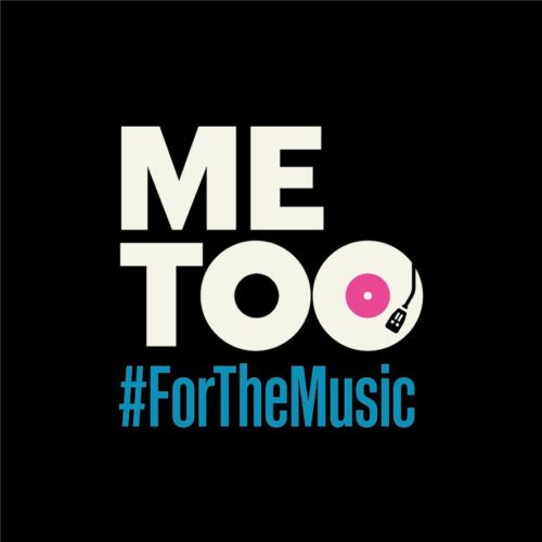 We invite you to support 'Me Too #ForTheMusic '