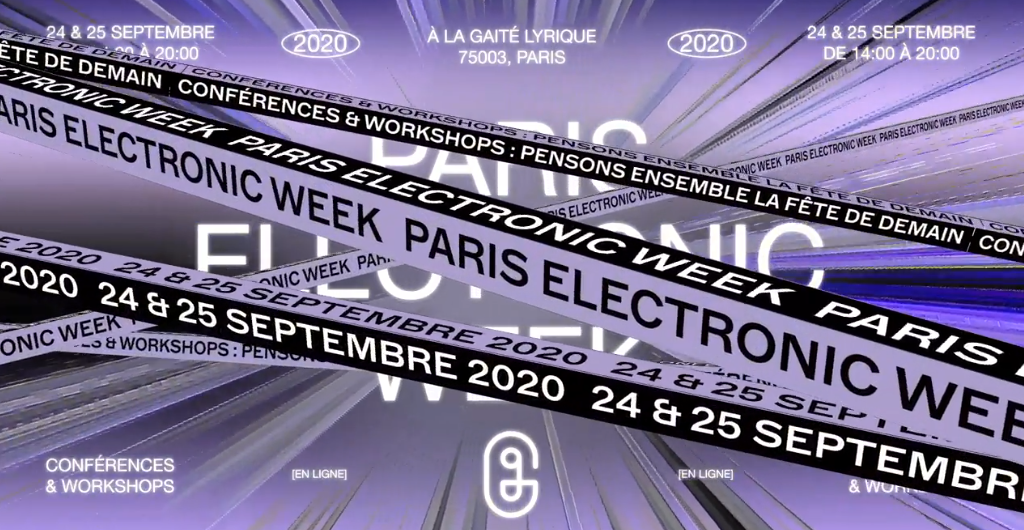 Paris Electronic Week 2020