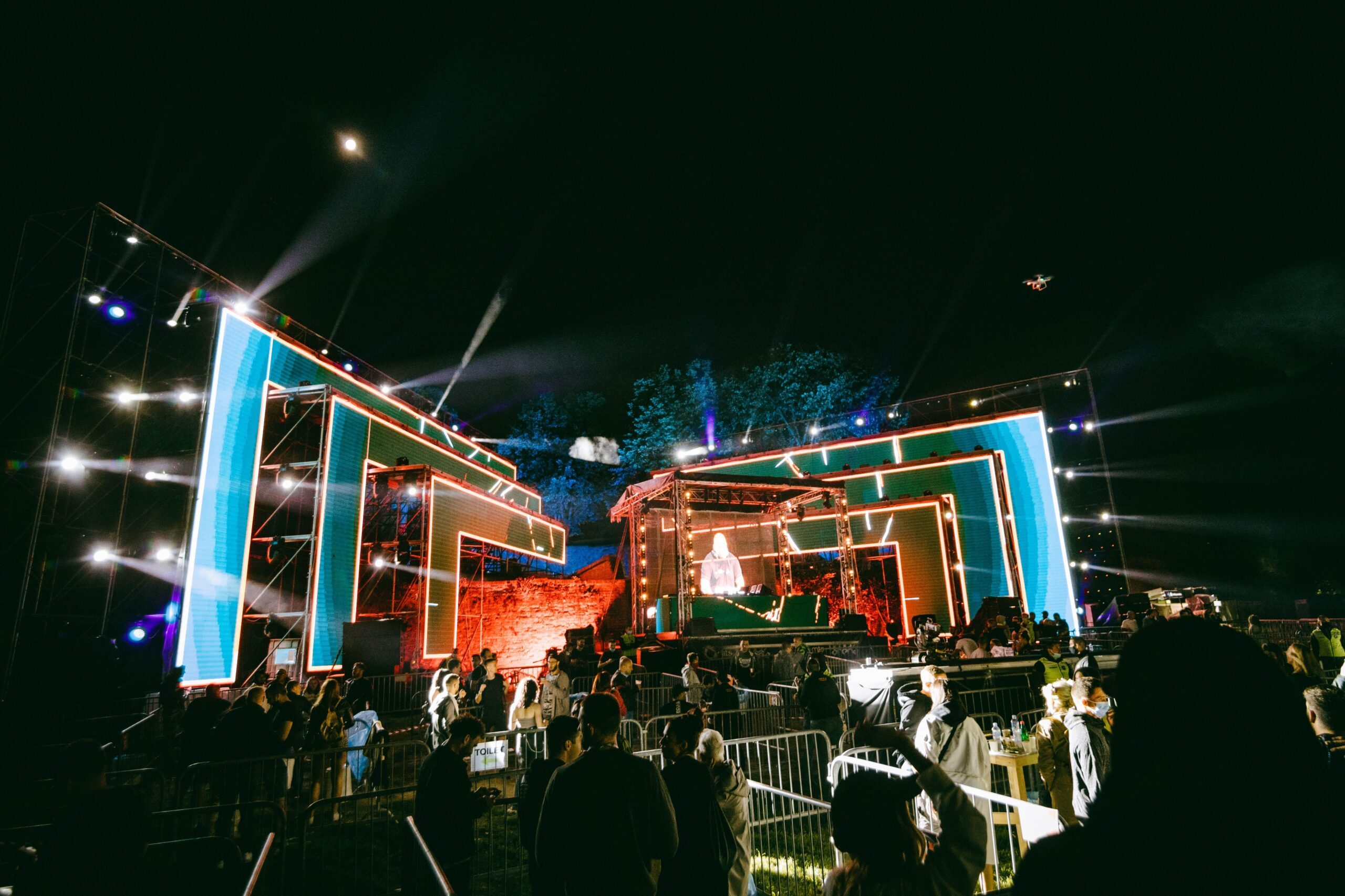 EXIT Festival's Anniversary: LifeStream