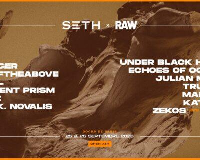 RAW x SETH : Open Air [2 Days]