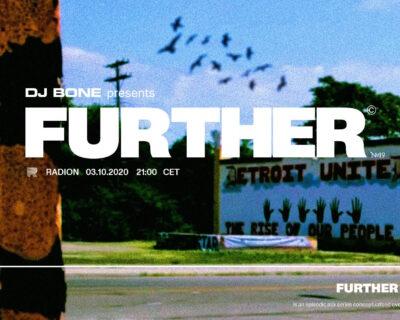 DJ Bone presents Further Weekender