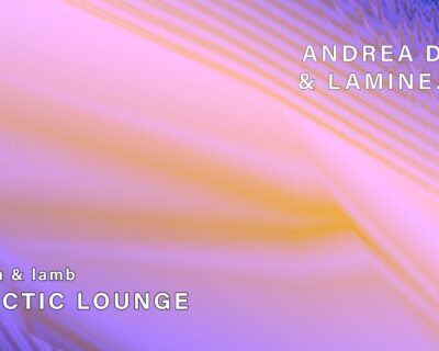 Eclectic Lounge with Andrea Dave & Lamine (Live)