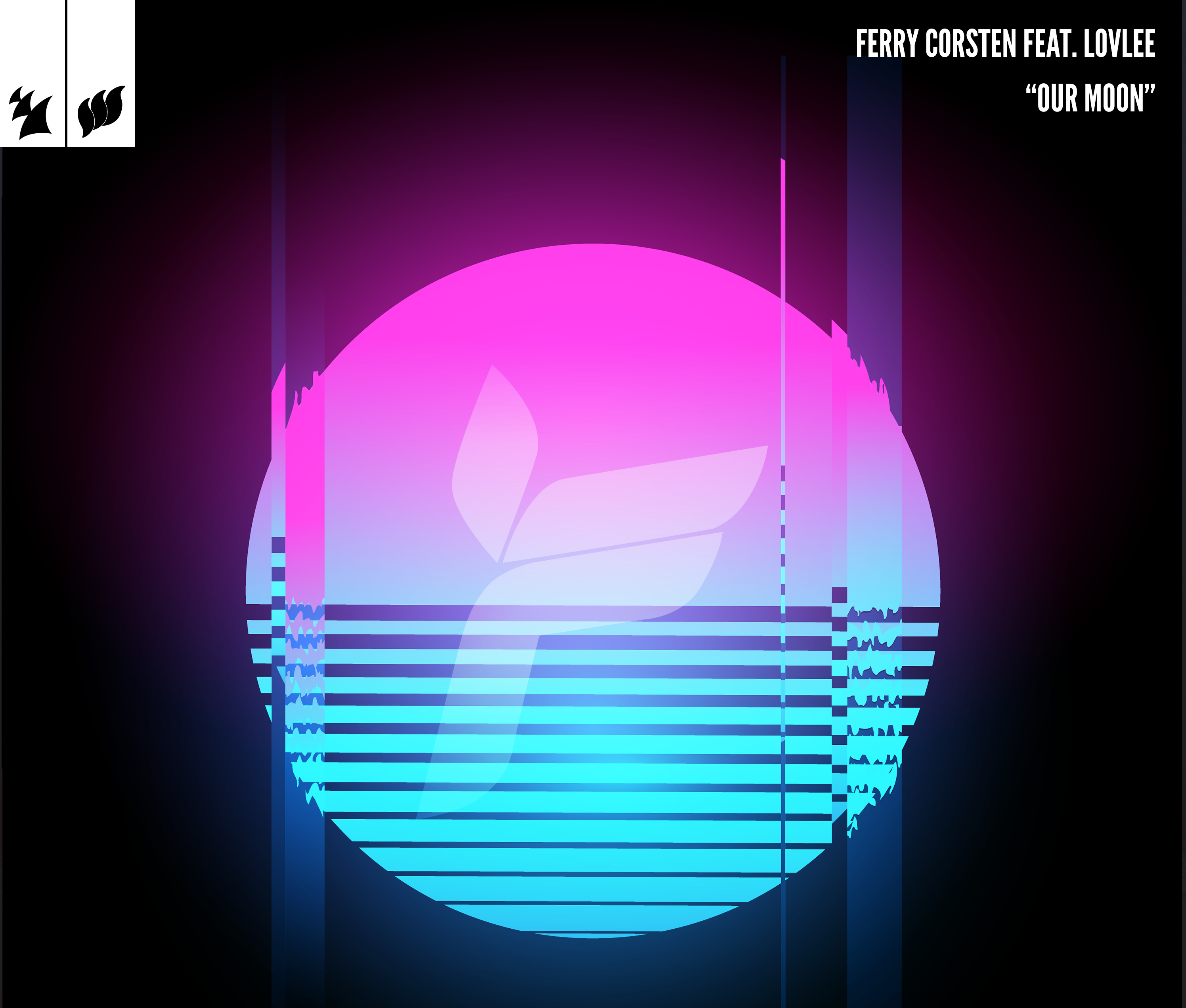 New track 'Our Moon' by Ferry Corsten feat. Lovlee