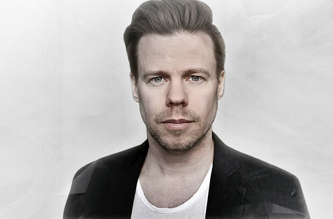 A message from Ferry Corsten about CHRONOS