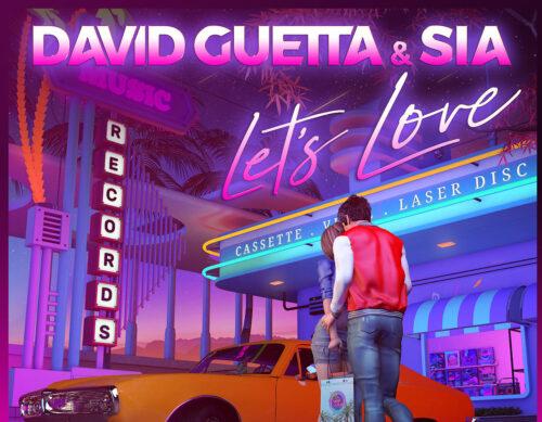 David Guetta and MORTEN present Future Rave remix of 'Let's love'
