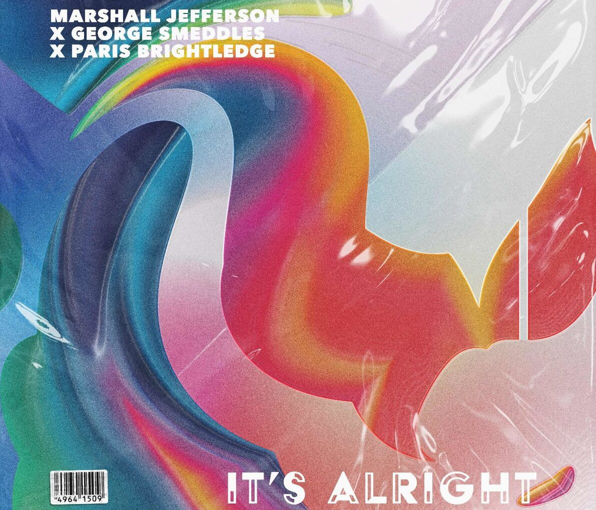'It's Alright' by Marshall Jefferson, George Smeddles and Paris Brightledge!