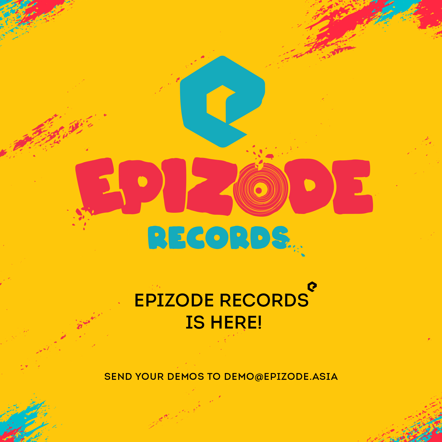 EPIZODE is launching its own label, send your demos!