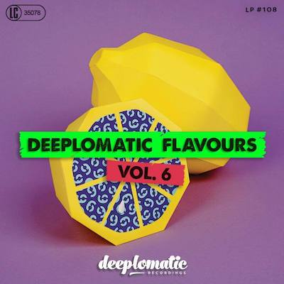 The Vol.6 of Deeplomatic Flavours is out!