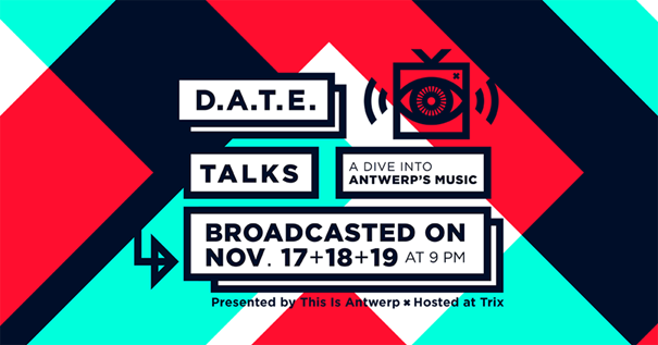 This Is Antwerp launches the annual D.A.T.E !
