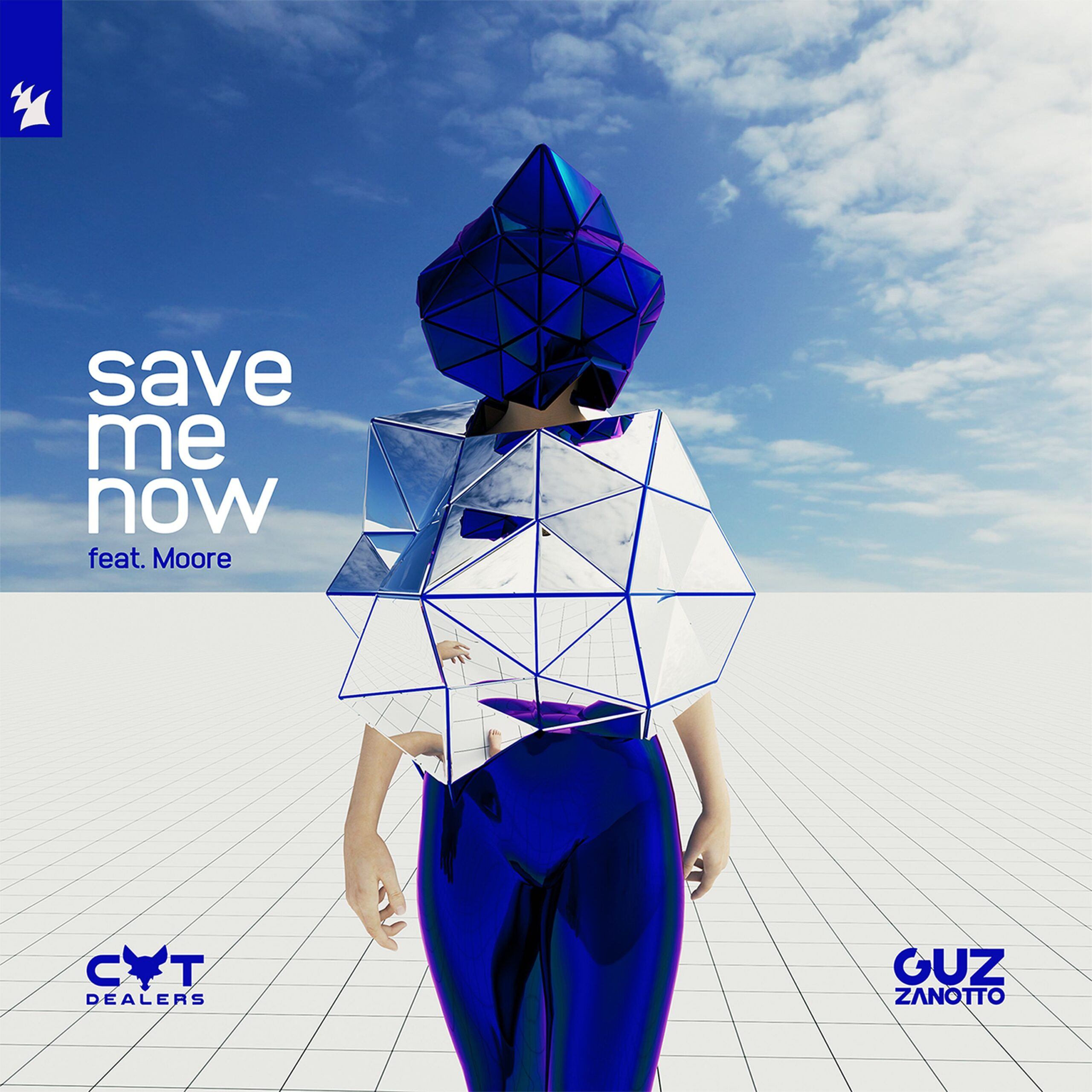 The Brazilian duo Cat Dealers drops a new single 'Save Me Now' on Armada Music!