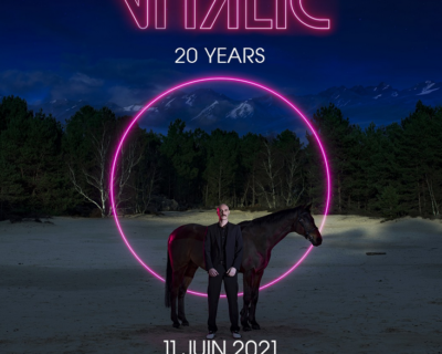 Vitalic Concert in Paris June 11th 2021
