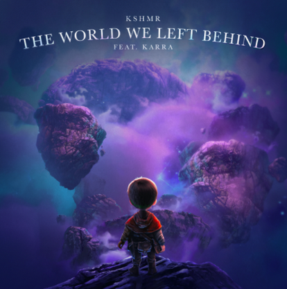 KSHMR drops 'The World We Left Behind' feat. Karra, and has an announcement!