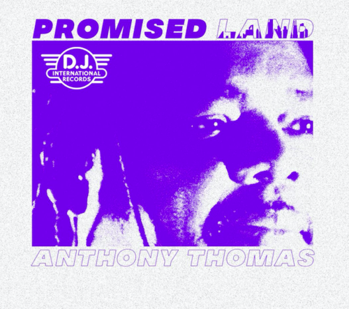 DJ International iconic record label relaunches with 'Promised Land' by Anthony Thomas!