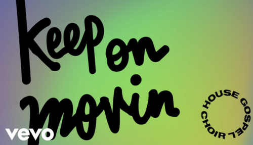 Discover the new remix package of 'Keep on Movin' by the House Gospel Choir!