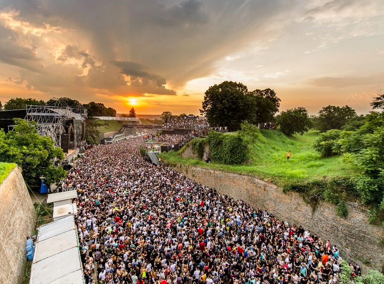The EXIT Festival in Serbia confirms its celebration in summer 2021!