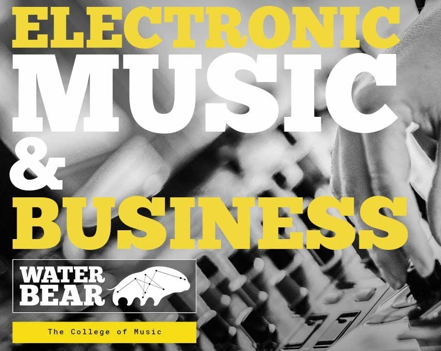 A new Electronic Music and Business course at WaterBear!