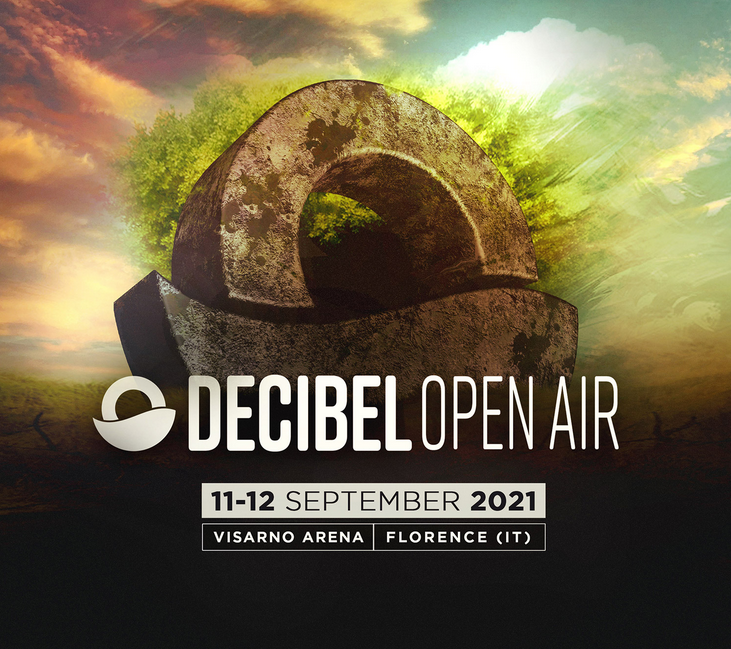 The Decibel Open Air in Italy will take place in September!