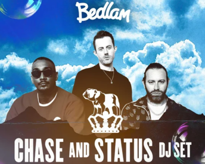 Chase & Status at Bournemouth