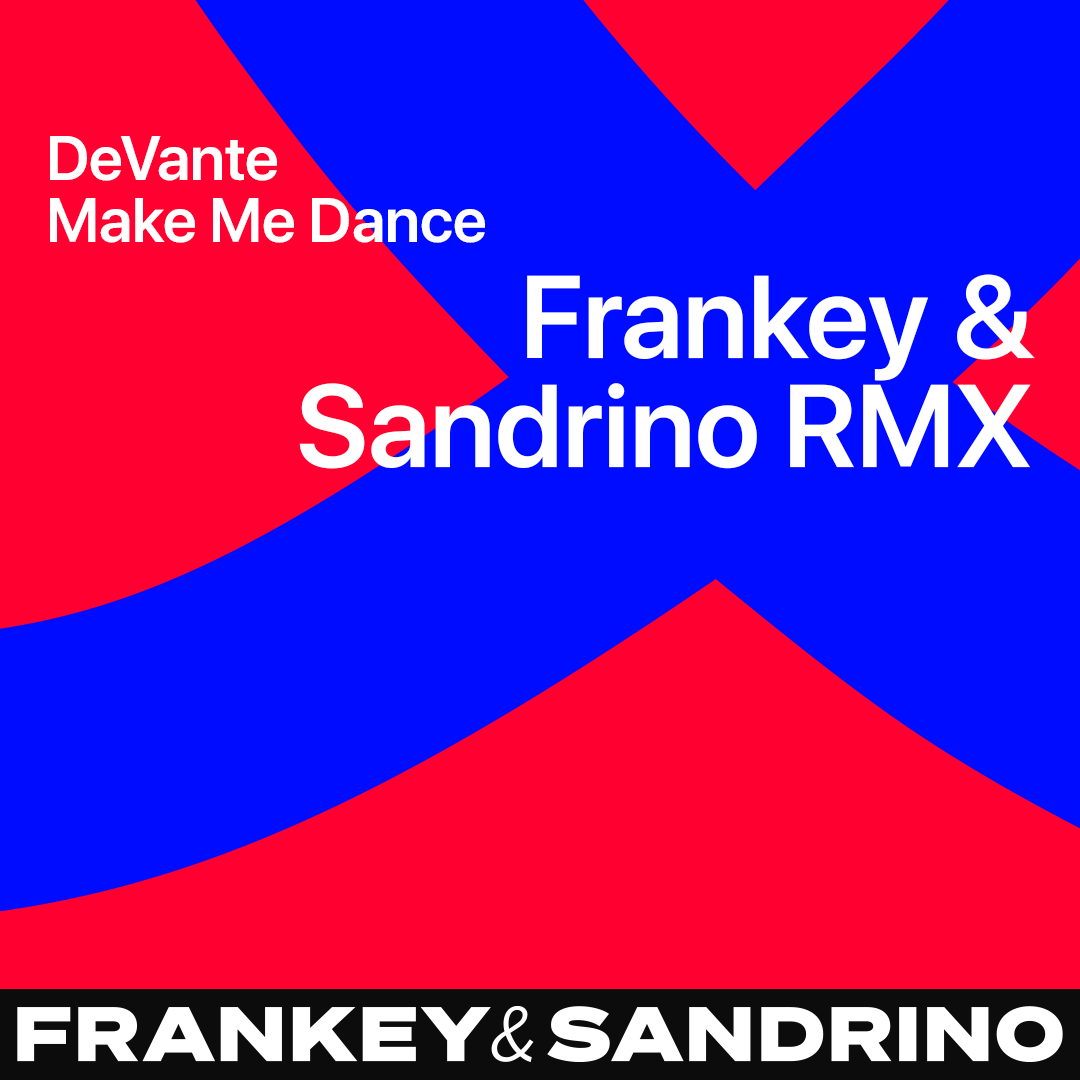 Frankey & Sandrino has teamed up with Kognitiv Records on a remix !