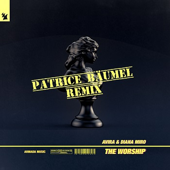 Patrice Bäumel handles AVIRA with care on remix of 'The Worship'!