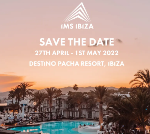 The IMS Ibiza's next edition will be in 2022 !
