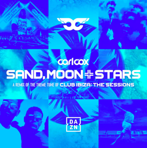 Carl Cox delivers a re-rub version of 'Sand, Moon & Stars'!